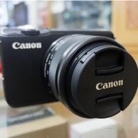 Canon EOS M10 Kit 15 45 IS STM Black Resmi PT Datascrip Boneka Pikachu
