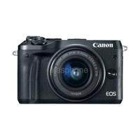 Canon EOS M6 Kit EF M 15 45mm Free Screenguard Terpasang