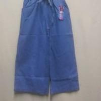 Kulot Anak  8- 9 - 10 Tahun Bahan Jeans Denim