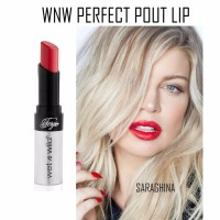 WET N WILD PERFECT POUT LIP COLOR - SARAGHINA