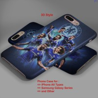 chelsea campeao ingles 2017 iPhone Case & All Case HP