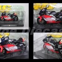 1:18(Leo Models)Aprilia RSV 250 Valentino Rossi Test Jerez 1997
