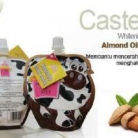 CASTELLA WHITENING BODY LOTION ALMOND OIL & MILK MAC NAKED NYX PRADA