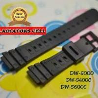 Paling laku... Strap Tali Jam Tangan CASIO G-SHOCK DW-5000/DW5000/DW 5