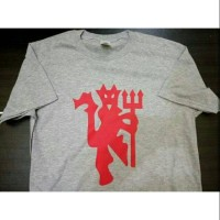 KAOS MANCHESTER UNITED RED DEVILS LOGO