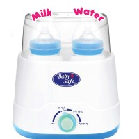 Jual Baby Safe Twin Bottle Warmer Murah