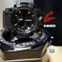 Jam tangan Casio G Shock / Casio G shock Gwg 1000 Mudmaster Kw Hitam