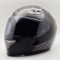 Helm Motor Cargloss Murah New Sport One Black