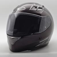Helm Motor Cargloss Murah New Sport One Burgundy Red