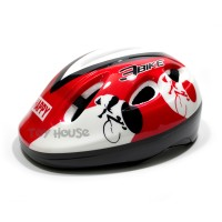 Helm Sepatu Roda Anak Motif - Helm Sepeda Anak