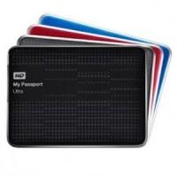 WD My Passport Ultra USB 30 1TB Titanium Silver T2709