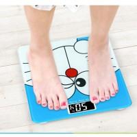 Jual Timbangan Doraemon Digital Timbangan Berat Badan Karakter Lucu Portabl Murah