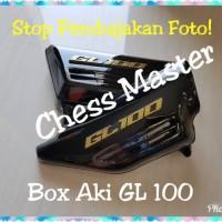 Tutup Aki Honda GL 100 Hitam