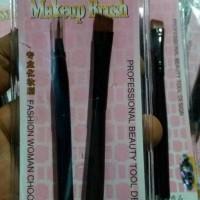 Jual Kuas Make Up Eyebrow & lip Brush Murah