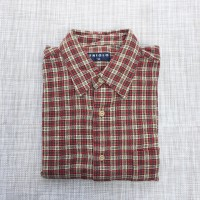 UNIQLO Flannel Shirt / Kemeja Flanel Branded Second Import