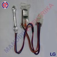 Defrost Bimetal Kulkas LG + Fuse Luar