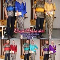 Batik Couple Kebaya / Sarimbit Naomi Etnic #2