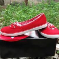 sepatu womens airwalk bellova red/merah only size 38