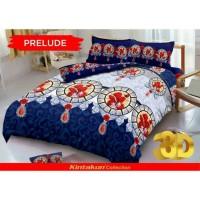 Bed Cover Set Sprei Kintakun Size King Prelude