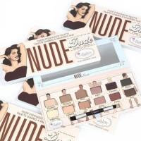 The Balm Nude Dude Vol 2 Nude Eyeshadow Palette