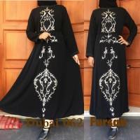 gamis / jubah / abaya / busana muslim / dubai 062 fursan