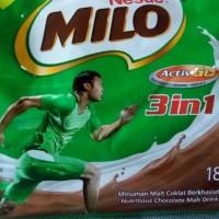 Jual MILO MALAYSIA Isi 18 pack Murah