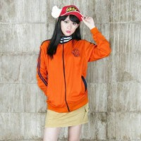 Jaket Sport Anime Love Live School Idol (Kousaka Honoka) Cosplay Jg