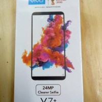 HP VIVO TERBARU V 7 + VIVO V 7 PLUS RAM 4GB/ROM 64GB NEW -BLACK & GOLD