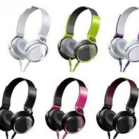 Headset Bando Sony MDR XB400