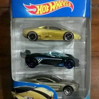 Hot Wheels Gift Pack Mazda Furai 3 Pack