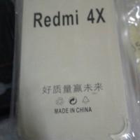 anti crack softcase pelindung hp xiaomi redmi 4X baahan tebal