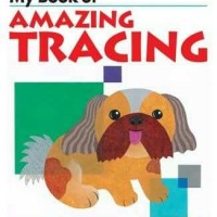 Kumon My Book of Amazing Tracing