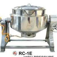 gas tilting ketlle getra rc-1e/kompor besar