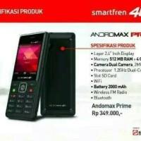 HP SMARFREN ANDROMAX PRIME 4G LTE NEW
