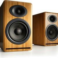 Audioengine P4 ( Bamboo ) Pasif Speaker