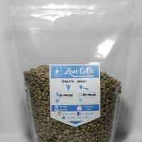 Jual kopi robusta dampit- green bean biji mentah 1kg Murah