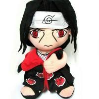 Boneka Anime Naruto (Uchiha Itachi) - Kartun Shippuden Akatsuki Jg