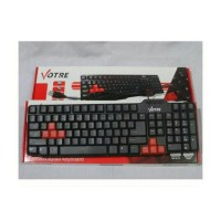 KEYBOARD KOMPUTER PC USB POWER/USB KEYBOARD PC ATAU LAPTOP