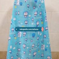 Jual Apron / Celemek / Tutupan Menyusui - Doraemon Murah