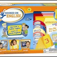 hooked on English alat belajar bahasa inggris learn to speak English