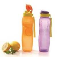 Jual New Eco bottle Tupperware  / Botol Minum 1 L Murah