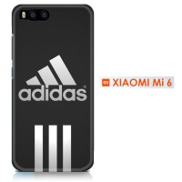 Adidas black stripes center X3337 XIaomi Mi 6 Custom Hardcase