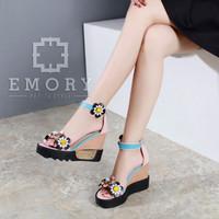 Jual Sepatu Wanita/ Woman Wedges - EMORY Spring #77EMO550 Murah