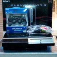 Playstation 3 Sony Fat Made Id Japan + Hdd 120gb + Full Hot Item