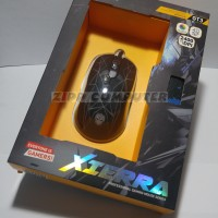 Mouse Gaming Rexus Xierra RXM-GT3 + Mousepad