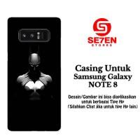 Casing Samsung Galaxy Note 8 Batman movie Custom Hard Case