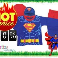 Jual Baju Anak Murah / Stelan / Kostum Superman model MKS-03 Murah