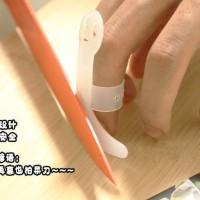 Pengaman Pelindung Jari Iris Potong Sayur Finger Safe Slicer Pisau Top