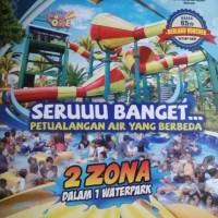 Promo waterpark TRANSERA HARAPAN INDAH