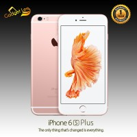 APPLE IPHONE 64GB 6S PLUS ROSE GOLD - GARANSI DISTRIBUTOR 1 TAHUN